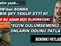 Faruk Selim yazdı; İnşallah böyle bir saldırı ile karşı karşıya kalmayız!