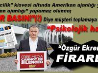 Erdoğan'ı Ekrem Dumanlı dinletmiş