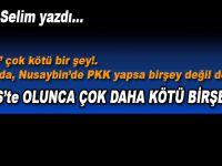 """Faruk Selim yazdı; """"Terör"""" çok kötü bir şey tabii ki!"""