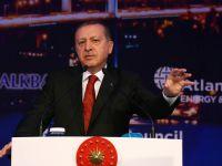 Cumhurbaşkanı Erdoğan: Türkiye yalnız bırakıldı
