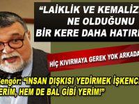 Prof. Celal Şengör: Dışkı yedirmek işkence değil!