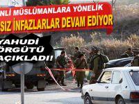 Filistinli Müslümanlara yönelik yargısız infazlar devam ediyor!