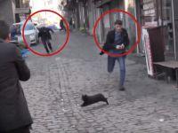 Polis bu PKK'lıyı niçin vurmadı?