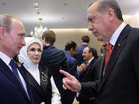 Putin Erdoğan'dan özür dilemiş