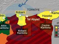 """Rusya ve PKK kol kola """"Kürt koridoru"""" için harekete geçti!"""