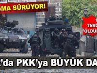 Sur'da PKK'ya büyük darbe