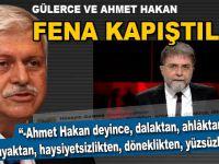 Ahmet Hakan ve Hüseyin Gülerce fena kapıştılar!