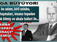 Ahmet Hakan'la Gülerce arasındaki kavga büyüyor!
