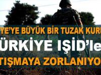 Beşika'da Türkiye ve IŞİD karşı karşıya geldi!