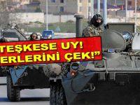 Rusya'ya 'askerlerini çek' çağrısı