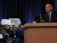 Putin: Hiçbir şey sonsuza dek sürmez