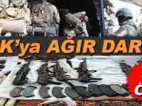 Dargeçit'te PKK'ya ağır darbe: 36 terörist öldürüldü