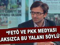 FETÖ ve PKK medyası ahlaksızca bu yalanı söylüyor!