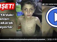 Madaya'daki insanları aç bırakarak öldürüyorlar