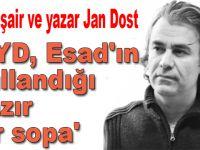 'PYD, Esad'ın kullandığı hazır bir sopa'