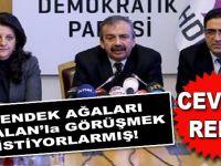 """Feodalitenin """"Hendek ağaları"""" Öcalan'la görüşmek istiyorlarmış!"""