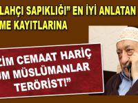 """""""Fetullahçı sapkınlığı"""" en iyi anlatan örneği, Fetullah'ın avukatı verdi!"""