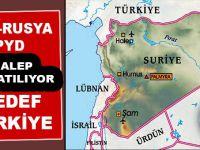 Halep'e PYD kuşatması