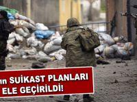 PKK'nın suikast planları ele geçirildi