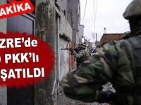 Son dakika; Cizre'de 70 PKK'lı kuşatıldı!