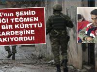 Şehit Teğmen Öztak 9 kardeşine bakıyordu