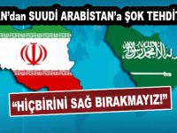 İran, Suudi Arabistan'ı tehdit etti!