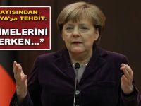 Rusya'dan Almanya'ya tehdit!