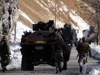 Tunceli'de Komandolardan dev PKK operasyonu!