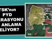 Türkiye'nin PYD'yi vurması ne anlama geliyor?