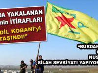 Yakalanan YPG'linin şok itirafları!