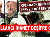 FETÖ, operasyon bilgilerini PKK'ya servis etmiş!