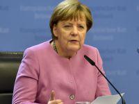 Merkel'den kritik açıklama!