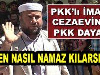 PKK'lı imama cezaevinde PKK'lı dayağı!