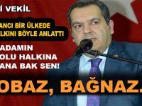 CHP'li vekilden Türkiye hakkında utanç verici sözler