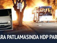Ankara saldırısında HDP bağlantısı ortaya çıktı!