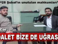 """Yakup Köse; """"28 Şubat'ın unutulan mahkûmları"""": Ali Acar ve Cihat Özbolat"""