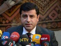 """""""PKK sözcüsü"""" Demirtaş hakkında soruşturma başlatıldı"""