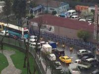 Son dakika: Bayrampaşa'da polise saldırı