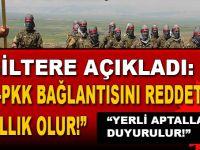 """İngiltere: """"PKK-PYD bağlantısını reddetmek aptallık olur!"""""""