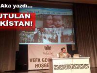 Hakkı Aka yazdı; Unutulan Türkistan!
