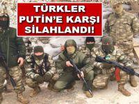 Tatar Türkleri Putin'e karşı silahlandı!