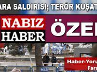 """Faruk Selim yazdı; Ankara saldırısı; terör sarmalı... """"Demokratik nahiflik"""" kâbusu!"""