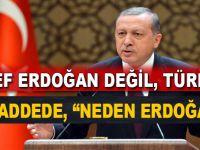 """""""Hedef Erdoğan değil Türkiye!"""""""