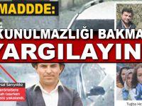 """PKK Milletvekilleri için 83. Madde; """"Yargılayın!"""""""