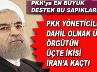 Barzani bıraktı, Ruhani kucak açtı!