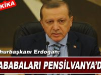 """Cumhurbaşkanı Erdoğan """"Asıl kara paranın ağababaları Pensilvanya'da duruyor!"""""""