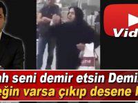 """Sosyal medyada patladı; """"Allah seni demir etsin Demirtaş! Yüreğin varsa çıkıp desene ki..."""""""