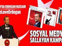 Twitter'ı sallayan Erdogan rüzgarı!
