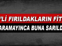 """Salih Tuna; """"AKP'li fırıldakların fitnesi işe yaramayınca buna sarıldılar!"""""""