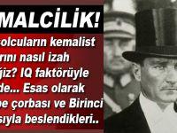 """""""Kemalizm, Atatürkçü düşünce değildir!"""""""